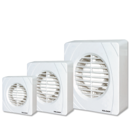 Standard Wall / Glass Exhaust Fan A-1 Series