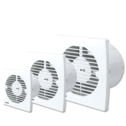 Ultra Thin Panel Exhaust Fan