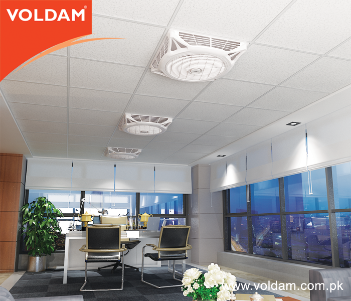 Voldam False Ceiling Fan