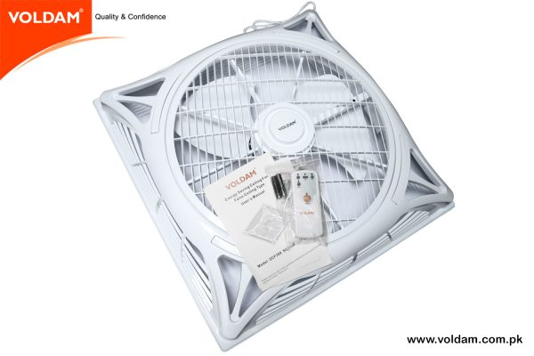 False Ceiling Fan Voldam