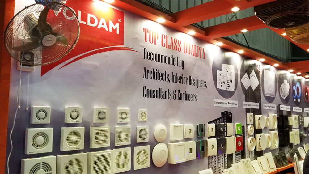 Voldam Top Quality Exhaust Fans
